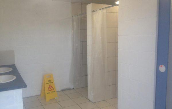 Barn Caravan Bathrooms