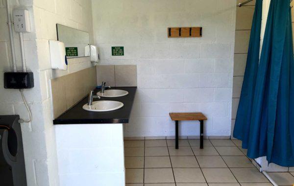 Barn Park Caravan – Toilets