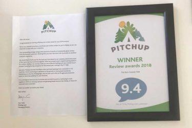 Review Award 2018
